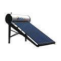 Zinc coated color steel heat pipe high pressure solar water heater