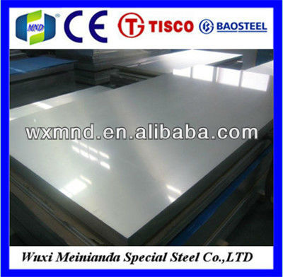 CR 2b/mill finish stainless steel sheet 201 202 301 304 310S 316