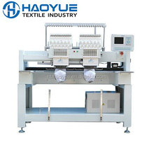 3D sequin cap Flat Embroidery Machine Type and Computerized Operation Domestic Embroidery Machine