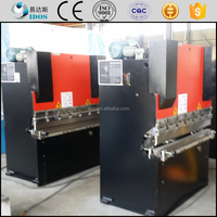 Aluminum sheet metal press brake, aluminum composite panel bending machine