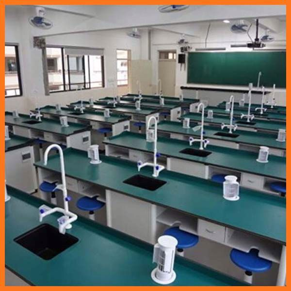 School professional lab scientific bench customized chemical lab furniture
