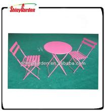 E-coating rust-proof cheap bistro set