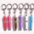Many Color Cute Crystal Mini Pen With Keyring