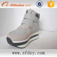 Autumn Winter season comfortable warm casual shoes for women