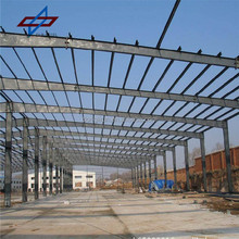 Prefabricated Large-Span Hangar Steel Structure Warehouse