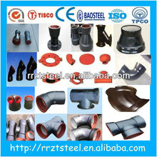 DI Pipe ! ! ! k12 ductile iron pipe fitting