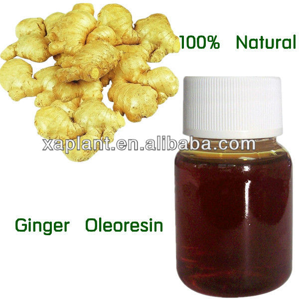 Supercritical Co2 Extract 100% Natural Ginger oleoresin