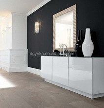 Sideboard High Gloss Furniture Dining Room