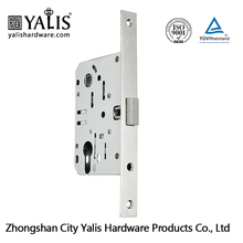 magnetic mortise lock