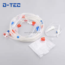 Universal Hemodialysis blood tubing set, CE certified hemodialysis blood tubing set, Adult hemodialysis blood tubing set