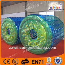 Commercial Grade CE inflatable water walking roller ball