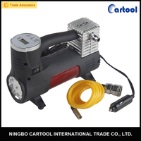 12v Automatic Digital Mini Inflatable Electric Air Pump Tyre Inflator