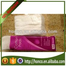 Cosmetic square cotton pad