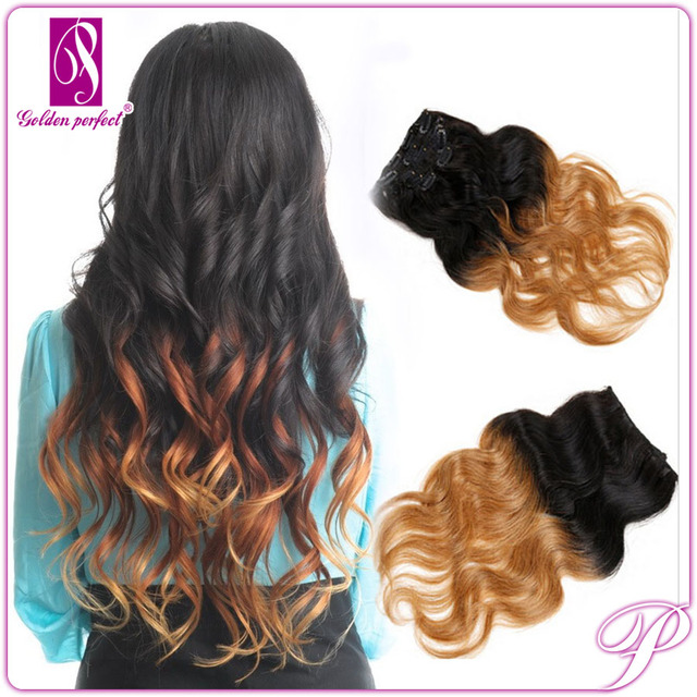 With Small Snap Clips Ombre Color Tape Extension Peruvian Hair Vs Malaysian Hair