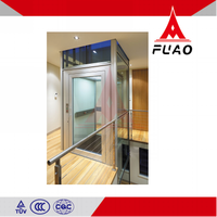 Cheap Passenger Small Lift Residential home elevator price