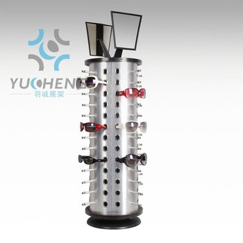 [YUCHENG] counter eyewear rotating display Y105