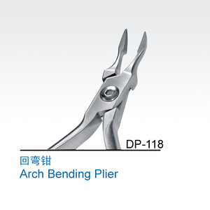 Dental Instruments Orthodontic Tool Arch Bending Plier