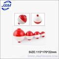 Top sale Wholesale many kinds of PVC fishing float for fishing JSM02-1002