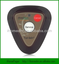 service at your fingertips ,wireless electronic restaurant calling equipment