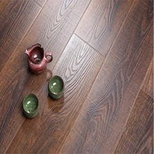 Prefinished Solid Asian Walnut Acacia Wood Hardwood Flooring