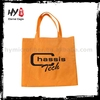 Fashion style reusable paper shopping bag With logos
