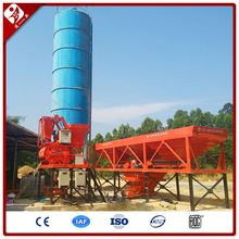China Hzs25 Stationary Wet Mix Mini Electric Fixed Ready Mixed Concrete Batching Plant With Ce Certified On Sale