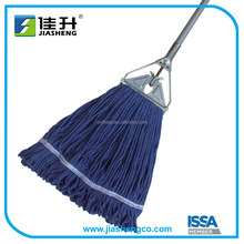 Washable Cotton Wet Mop with Strong Metal frame