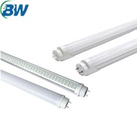 China 2018 DC AC 12V 24V 48V indoor lighting tube 18w 4FT 1200mm t8 led tube office light high quality
