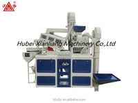 Parboild Rice Mill Best Mini Rice Milling Line Combined Rice Mill Machine