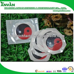 2014 Hot Sale new product Herbal Kidney Health Patch to Improve Male Sex Ability