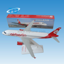 promotional products Airberlin plastic 1/200 18.8cm airbus a320