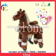 Hot sale rocking horses for adults kid riding horse toy