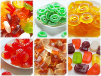 CE Approved Hard/Jelly/Soft/Gummy/milk/toffee Deposit Candy Line