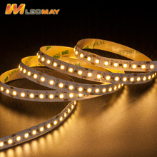 High quality high lm/w addressable 3528 120leds led strip out door light