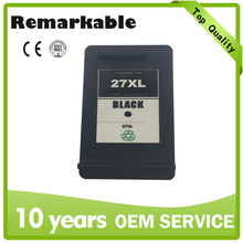 Remanufactured inkjet cartridge for hp 27 C8727A C8728A