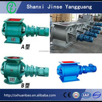 House gate designs industrial discharge valve for dust collector