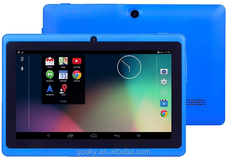 low price 7 inch Tablet PC Android 4.4 Quad-core Good quality Tabet pc