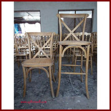Solid Wood Restaurant Chairs Outdoor Use cheap for the coffee shop led bar chairs for tables and Bar