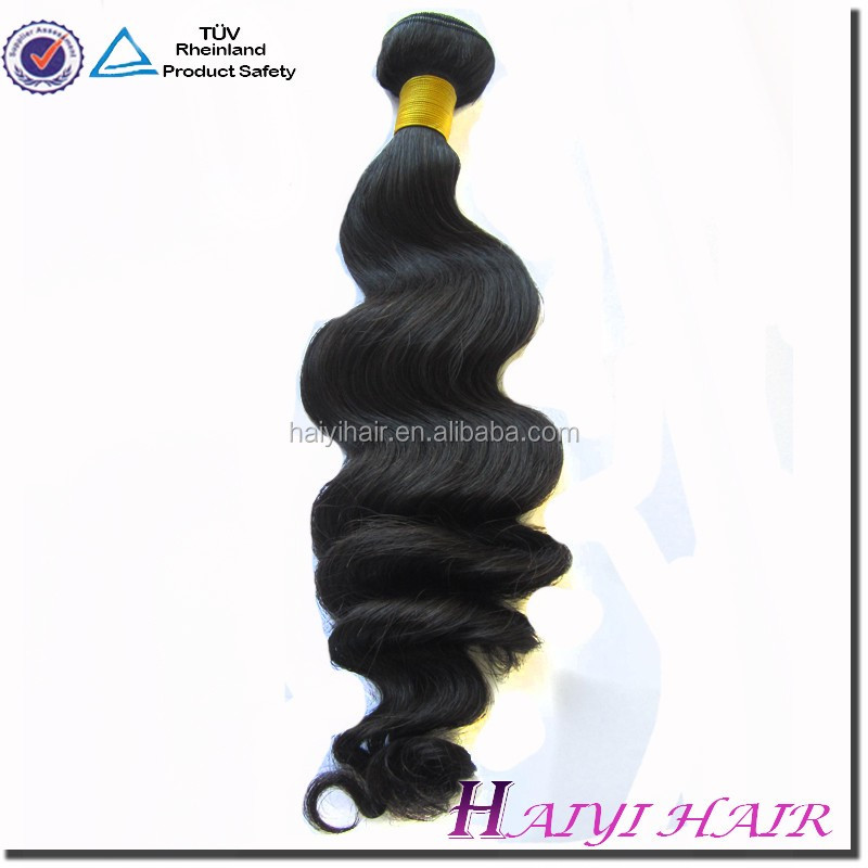 100% High Quality 7A!!! large stock quick deliverly 100 virgin peruvian hair weaves pictures