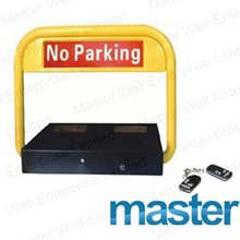 Solar Parking Lock/remote control parking barrier/automatic solar parking barrier