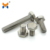 Galvanized Carbon Steel high strength hex bolt and nut