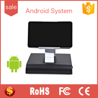 Tablet pos capacitive touch screen pos terminal