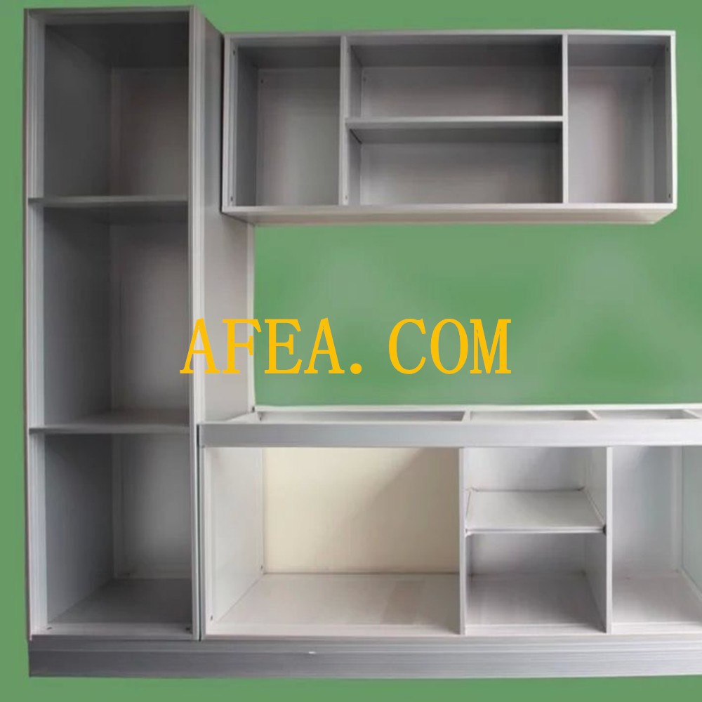 Aluminium alloy profile kitchen cabinet,aluminum profiles