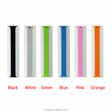 high power supply Power Bank ABS USB Portable mobile powerbank wholesale high quality ABS portable charger