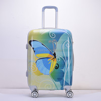 ABS PC Trolley Suitcase Travel Luggage
