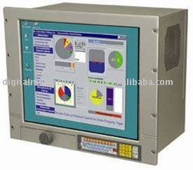 "10.4""~19"" LCD Workstation all in one pc"