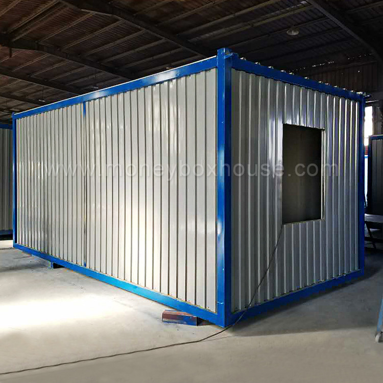 Prefab a frame cabins,motorized security booth,security cabin design