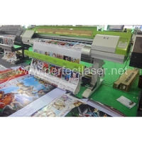 China Factory direct sale 3.2m high speed digital large format flex banner printer