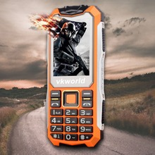 Original Brand New Free shipping Hot selling VKWORLD STONE V3S Phone Mobile Phone 2G Waterproof Dustproof Feature phone