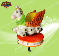 Coin operated ride machine / Prodigy Pegasus